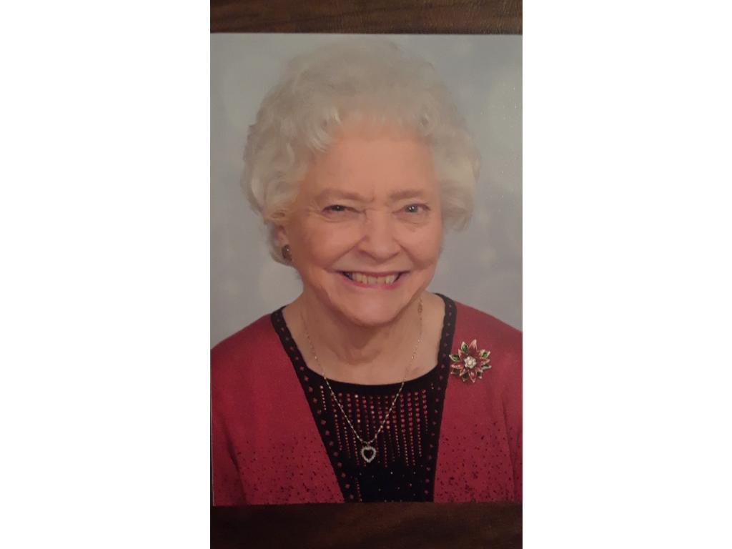 Memorial Service: Gladys Kramm